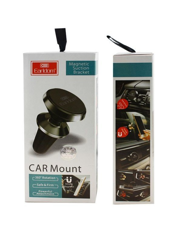 Earldom EH22 AC Vent magnetic suction, 360°Rotation Car Phone Holder