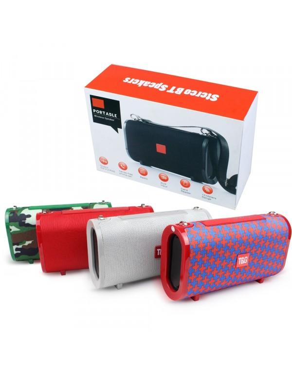 TG123 Bluetooth Speaker Portable Outdoor Mini Speaker Subwoofer Radio Card Bluetooth Speaker
