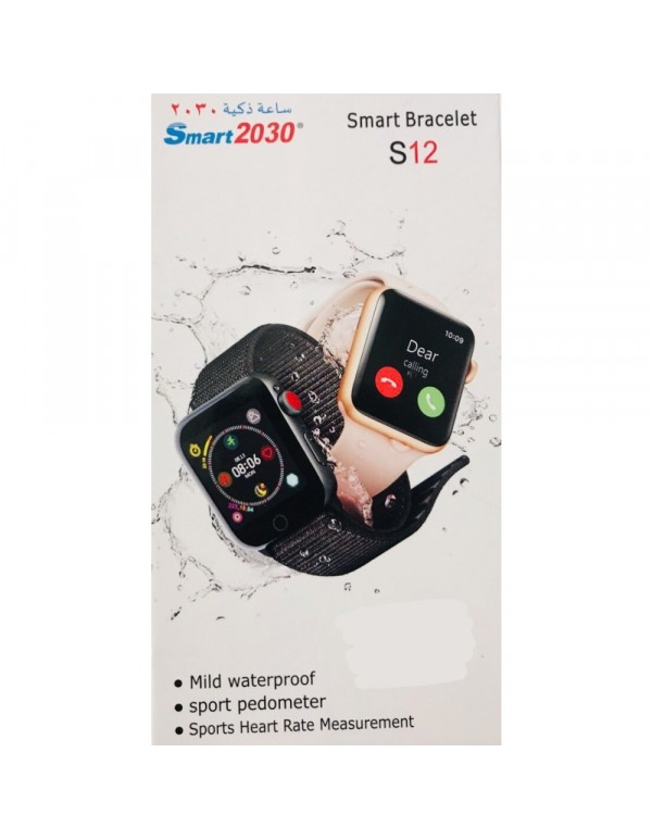 Smart2030 S12 Smart Watch