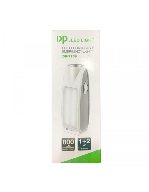 LED Emergency lamp Rechargeable EMERGENCY LIGHT camping lantern (DP-7138)